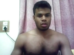 Hairy Indian Hunk Cam
