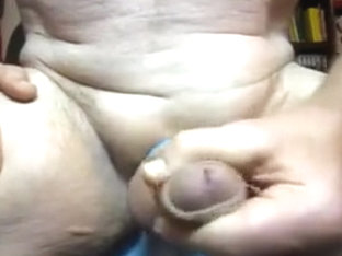 65 year old Grandpa cums #21