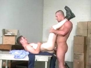 Hunky Boss Fucks Cute Employee
