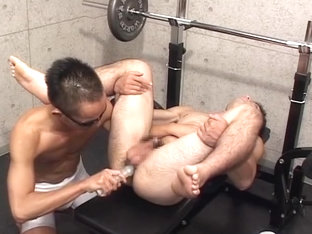 Horny Asian homo boys in Best rimming, blowjob JAV clip