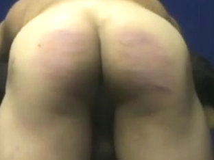 20 cuts of the cane (muscle guys ass hard caning)