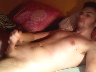 Playing solo and precum.