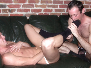 Cody Hawks & Pierre Brazen in Socks, Jocks And Cocks Scene 3 - Bromo