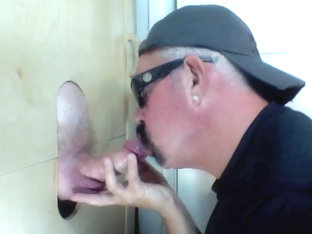 University Professor Gets Blown At Gloryhole - GloryholeHookups