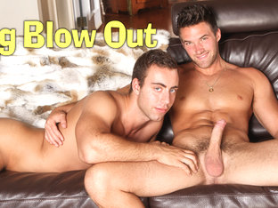 Trystan Bull & Alec Leduc in Big Blow Out XXX Video