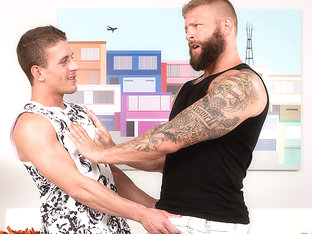 Alexander Gustavo & Colby Jansen What She Doesn't Know - Str8ToGay