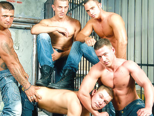 Giuseppe Pardi, Tomi, Mr. Blade, Steve Spy, Jeffry Branson XXX Video