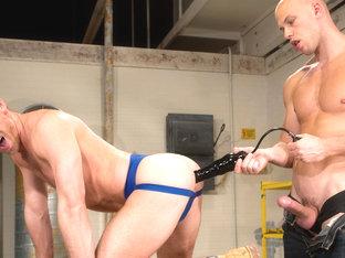 Angelo & Chris Daniels in Hole Busters 8, Scene #05
