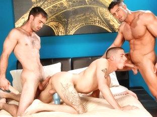 Cody Cummings & Ty Roderick & Joe Parker in Pleasure Party XXX Video