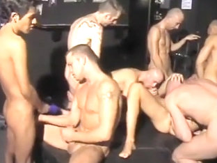 Orgy At The Bath House