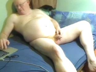 Grandpa stroke on webcam 5