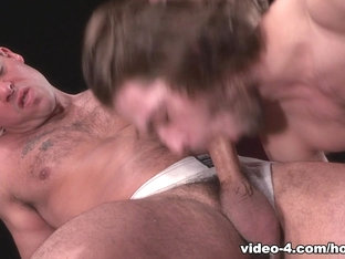 Derek Atlas & Duncan Black in Clusterfuck! 1, Scene #01 - HotHouse