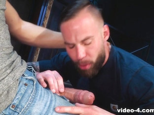 Cruising Grounds XXX Video: Chris Bines & JJ Knight - FalconStudios