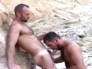 Hairy Desert Sex