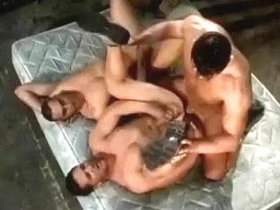 Fucking Threesome