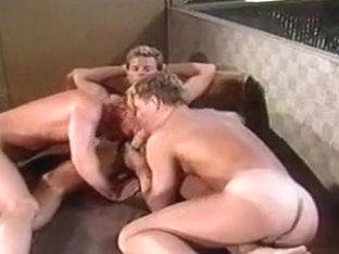 Outdoor bareback gay anal classic