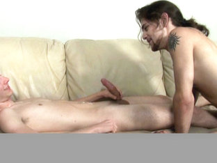 Robbie, Rocky in Just Gone Gay scene 2 - Bromo