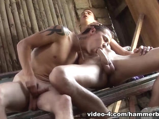 Jason Kody and Fabien Rossi Bareback Fuck - HammerBoysXxx