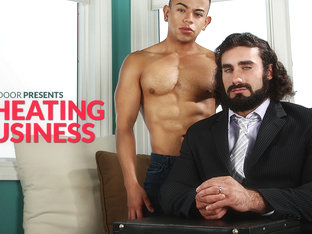Cheating Business XXX Video