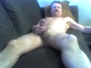 grandpa stroke and cum on cam 2