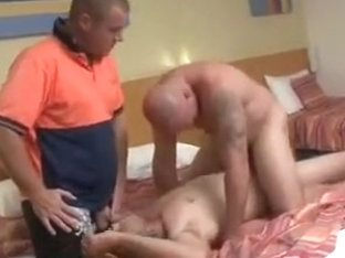 Crazy male in incredible group sex gay adult movie