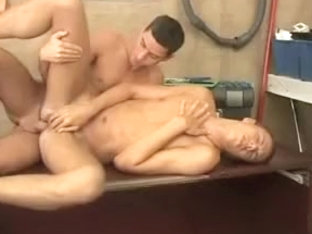 Horny male in hottest gay xxx clip