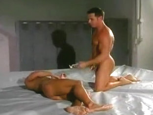Horny male in hottest hunks gay adult movie