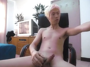 I'm home alone jerk off and ejaculate