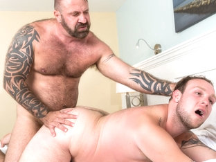 Sebastian Sax and Marc Angelo - BearFilms