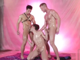 Johnny Cruz, Denis Reed and Ennio Guardi