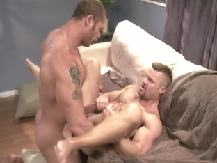 Matthew Rush and Landon Conrad