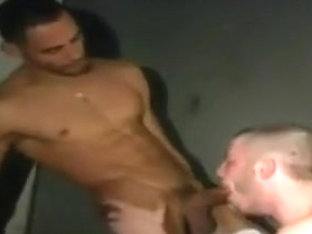 Guy with fetish cock fucks lucky bottom