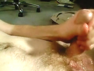 Part Two. Lots of Cum & Oil Armpit Play, Huge Cock