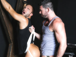 JR Bronson & Billy Santoro in Bottom Diaries Chapter 2 Video