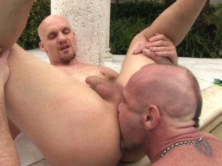 Chad Brock Bareback Fucks and Breeds Cole Sexton - barebackmedaddy