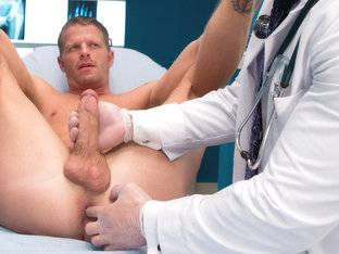 Jimmy Durano & Jeremy Stevens in My Doctor Sucks Scene