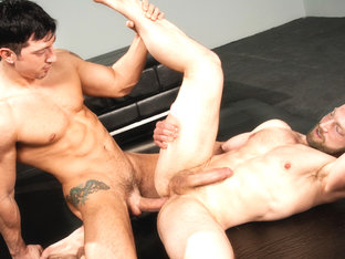 Jimmy Durano & Adam Herst in So Into You, Scene #04
