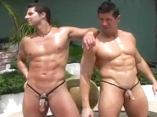 Crazy male in exotic fetish, public sex homosexual xxx clip