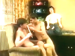 Best male in crazy vintage, twink homosexual porn scene