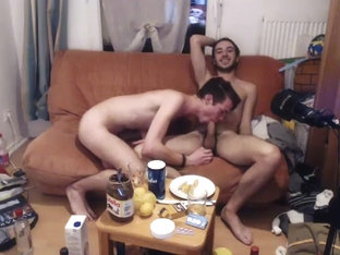 Best male in incredible handjob, amateur gay adult scene