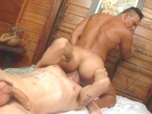 Amazing male pornstar in best rimming, latins homo sex video