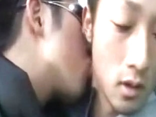 Horny male in incredible asian homosexual sex video