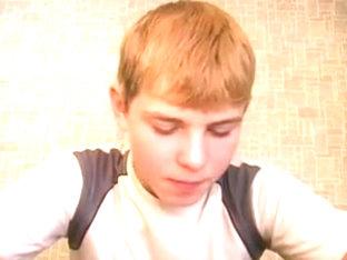 junior Russian Twink Solo