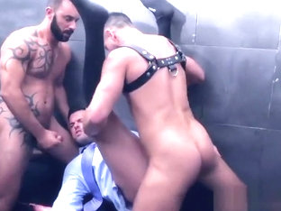 The Sleaze Locker - Gabriel Lunna, Xavi Duran and Cristian Sam