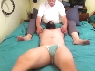Str8 NYC tickle slave - Sept 2017 - Finale