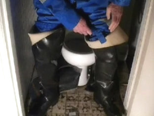 nlboots - throne-room waders coveralls