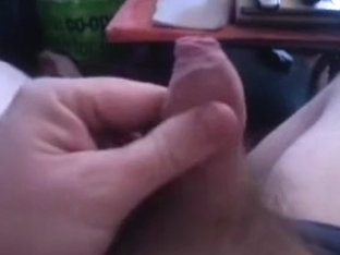 More exciting wanking off and cumshot