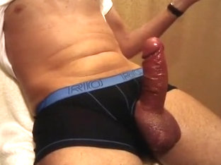 rio underwear cockring jerk