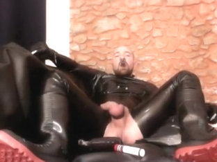 RUBBER CIGAR SMOKE - SEX TOOL ASSPLAY