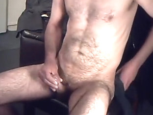 stripping+cumming:)